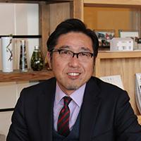 専務取締役兼営業部長 稲岡純